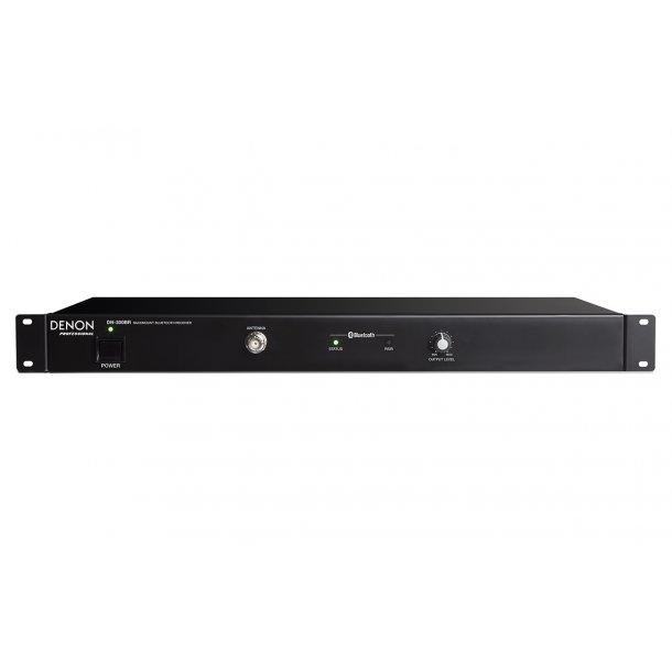 denon dn 300br rackmount bluetooth receiver