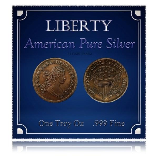 1 Troy Oz American Fine Silver -.999 Worth Buy