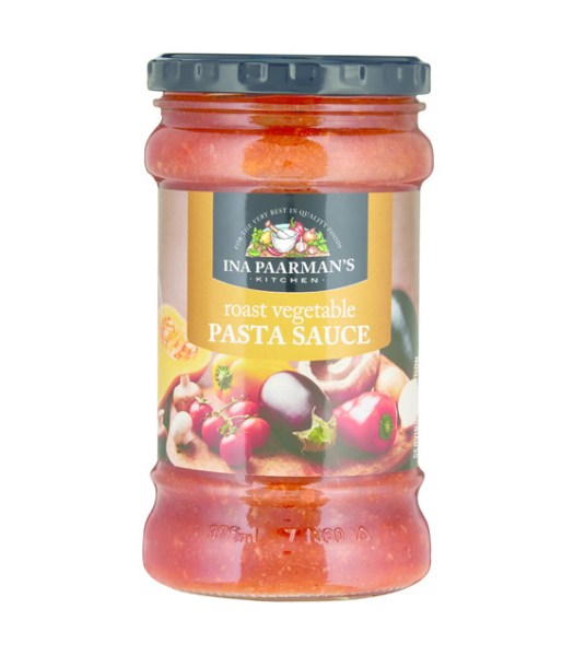 Ina Paarman Pasta Sauce Roasted Vegetables