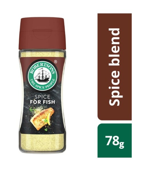 Robertsons Spice for fish 78g