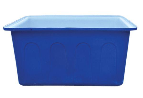 Tank nhựa nuôi cá với nhiều kích thước khác nhau