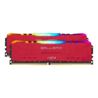 Crucial Ballistix RGB 16GB DDR4-3000MHz (BL2K8G30C15U4RL)