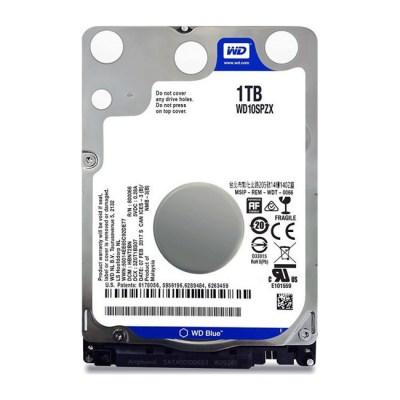 Western Digital Blue 2.5″ 1TB (128MB Cache)