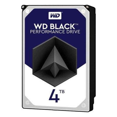 Western Digital Black 4TB (256MB Cache)