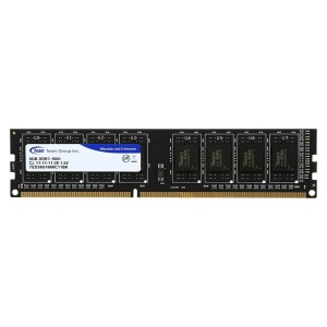 TeamGroup Elite 8GB DDR3-1600MHz (TED38G1600C1101)