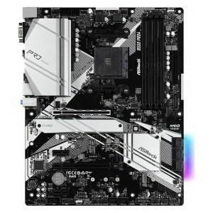 Asrock B550 Pro4 Motherboard ATX με AMD AM4 Socket