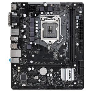 Asrock H470M-HDV/M.2 Motherboard Micro ATX με Intel 1200 Socket