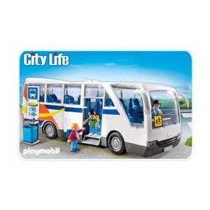 Playmobil Λεωφορείο (εως 36 δόσεις)
