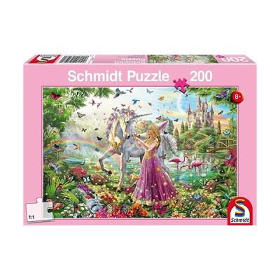 Νεράιδα στο Μαγικό Βασίλειο 200pcs Schmidt Spiele (εως 36 Δόσεις)