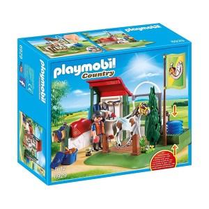Playmobil Country: Σταθμός Πλυσίματος Ιππασίας (εως 36 δόσεις)