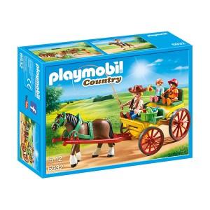 Playmobil Country: Άμαξα με Άλογο (εως 36 δόσεις)