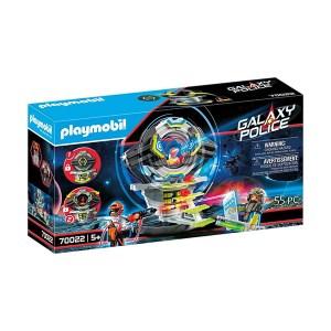 Playmobil Space: Galaxy Police Safe With Code (εως 36 δόσεις)