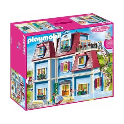 Playmobil Dollhouse: Τριώροφο Κουκλόσπιτο (εως 36 δόσεις)