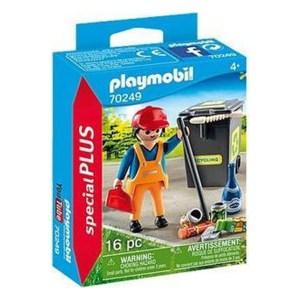 Playmobil Special Plus: Street Cleaner (εως 36 δόσεις)
