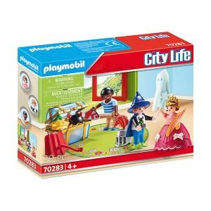Playmobil City Life: Costume Set (εως 36 δόσεις)