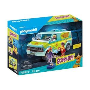Playmobil Scooby-Doo: Βαν Mystery Machine (εως 36 δόσεις)