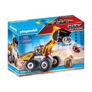 Playmobil City Action: Wheel Loader (εως 36 Δόσεις)
