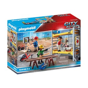 Playmobil City Action: Scaffolding with Workers (εως 36 Δόσεις)