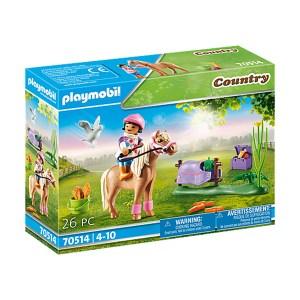 Playmobil Country: Collectible Icelandic Pony (εως 36 δόσεις)