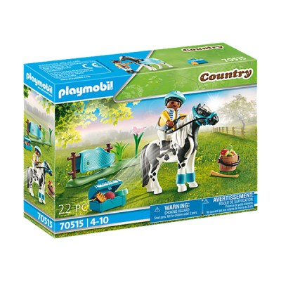 Playmobil Country: Collectible Lewitzer Pony (εως 36 δόσεις)