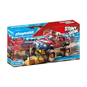 Playmobil Stunt Show: Τέρας-Φορτηγό με Κέρατα (εως 36 δόσεις)