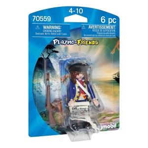 Playmobil Playmo-Friends: Royal Soldier (εως 36 δόσεις)