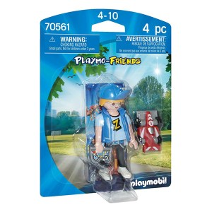 Playmobil Playmo-Friends: Αγόρι με Τηλεκατευθυνόμενο Αυτοκινητάκι (εως 36 δόσεις)