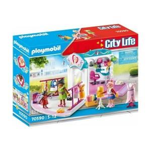 Playmobil City Life: Στούντιο Μόδας (εως 36 δόσεις)