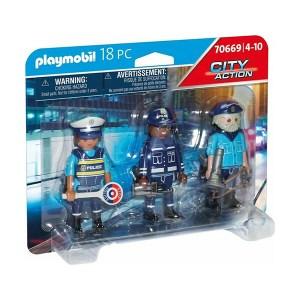 Playmobil City Action: Ομάδα Αστυνόμευσης (εως 36 δόσεις)