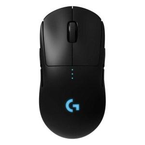 Logitech G Pro Wireless Ασύρματο RGB Gaming Ποντίκι Μαύρο (εως 36 Δόσεις)