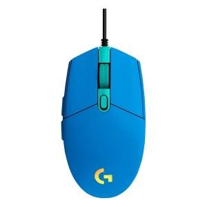 Logitech G102 Lightsync RGB Gaming Ποντίκι Blue (εως 36 Δόσεις)
