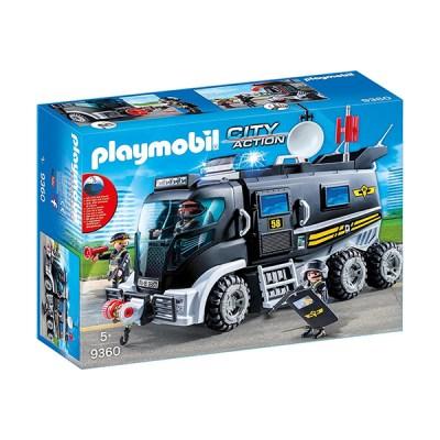 Playmobil City Action: Θωρακισμένο Όχημα Ειδικών Αποστολών (εως 36 δόσεις)
