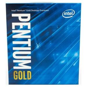 Intel Pentium Gold G6605 Box (εως 36 Δόσεις)