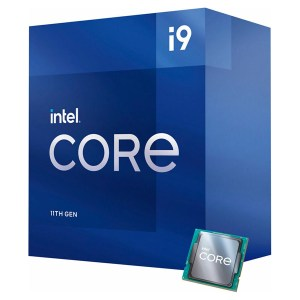 Intel Core i9-11900 Box (εως 36 Δόσεις)
