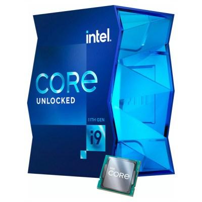 Intel Core i9-11900K Box (εως 36 Δόσεις)
