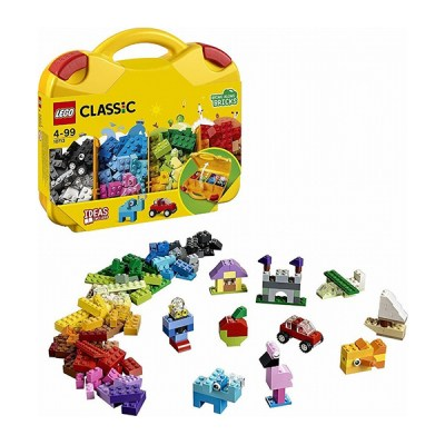Lego Classic: Creative Suitcase (εως 36 Δόσεις)