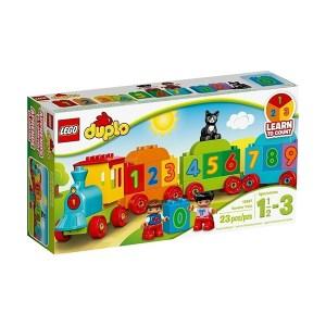 Lego Duplo: My First Number Train (εως 36 Δόσεις)