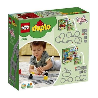 Lego Duplo: Train Tracks (εως 36 Δόσεις)