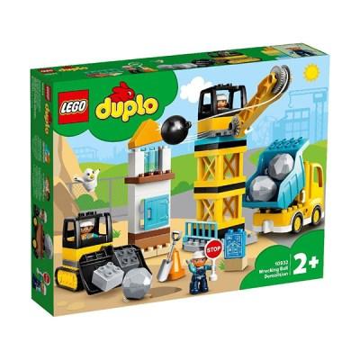 Lego Duplo: Wrecking Ball Demolition (εως 36 Δόσεις)