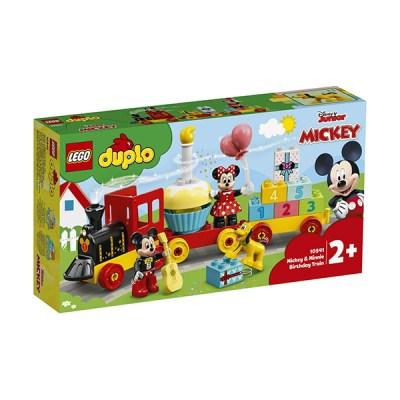 Lego Disney: Mickey And Minnie Birthday Train (εως 36 Δόσεις)