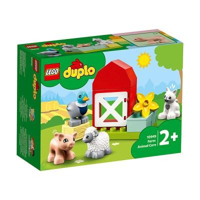 Lego Duplo: Farm Animal Care (εως 36 Δόσεις)