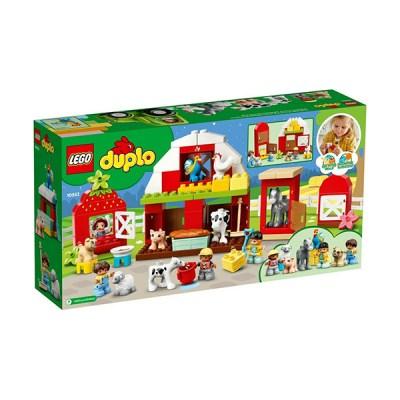 Lego Duplo: Barn Tractor & Farm Animal Care (εως 36 Δόσεις)