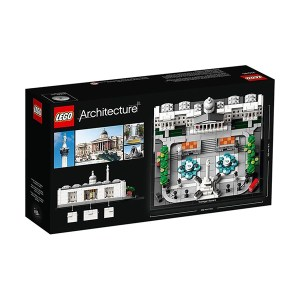 Lego Architecture: Trafalgar Square (εως 36 Δόσεις)