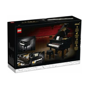 Lego Ideas: Grand Piano (εως 36 Δόσεις)