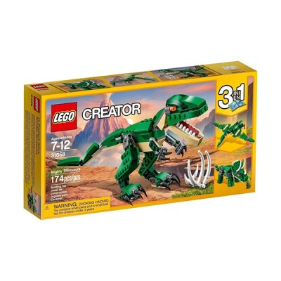 Lego Mighty Dinosaurs (εως 36 Δόσεις)