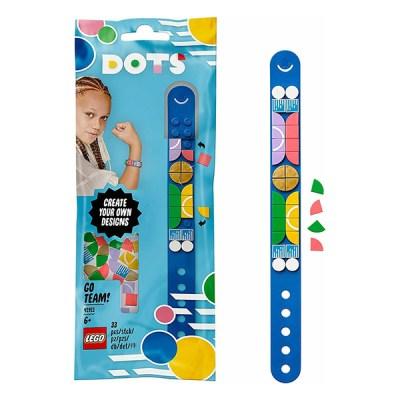 Lego Dots: Go Team! Bracelet (εως 36 Δόσεις)