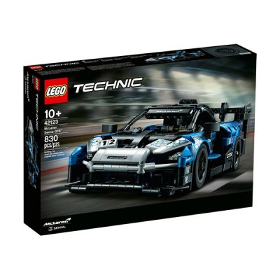Lego Technic: McLaren Senna GTR (εως 36 Δόσεις)