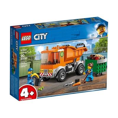 Lego City: Garbage Truck (εως 36 Δόσεις)