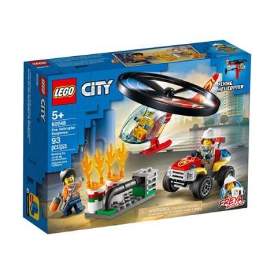 Lego City: Helicopter Fire Response (εως 36 Δόσεις)