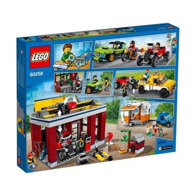 Lego City: Tuning Workshop (εως 36 Δόσεις)